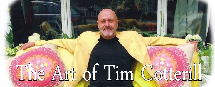 The Art of Tim Cotterill